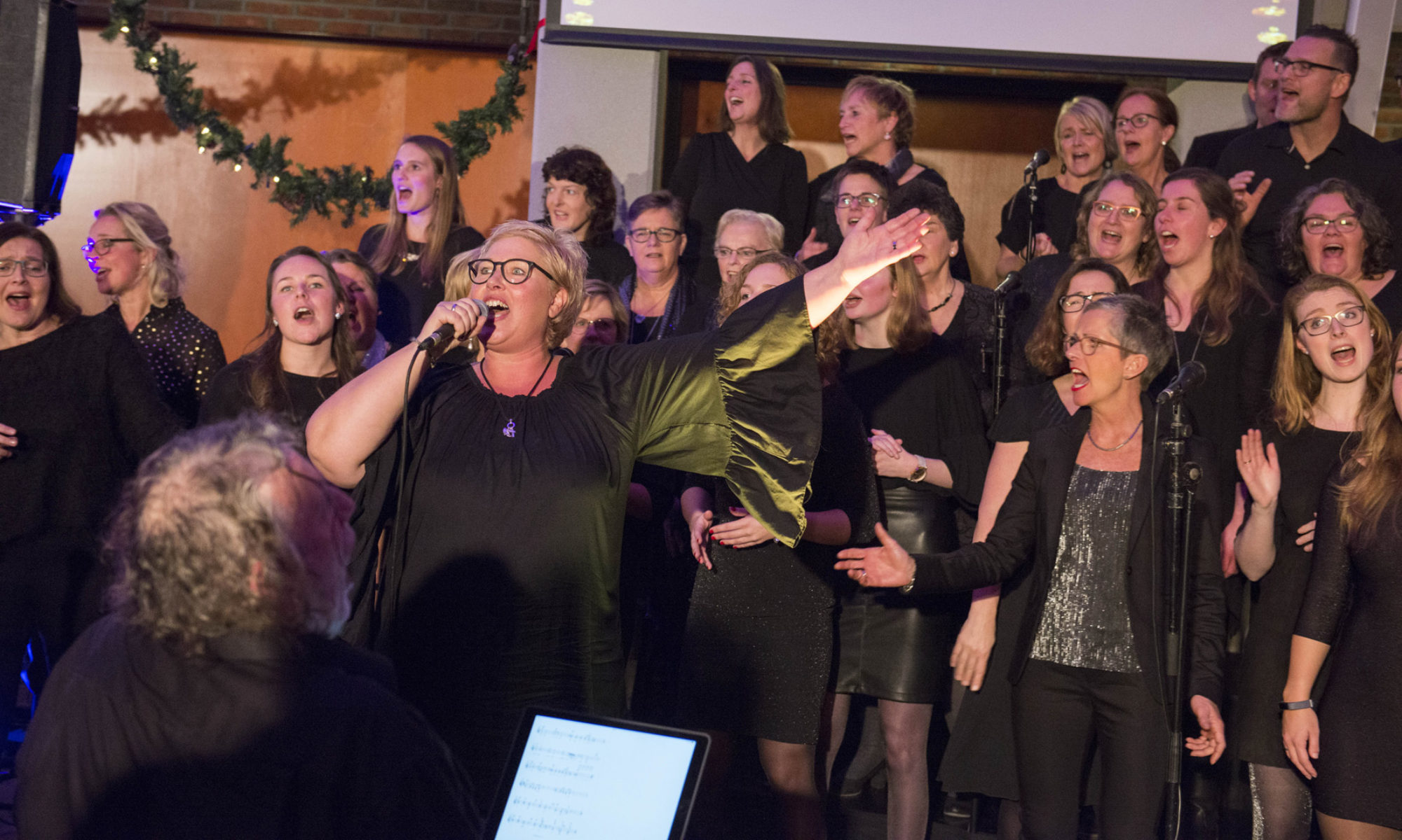 Vereniging The Young Church Singers